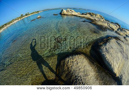 Fisheye Seascape 4
