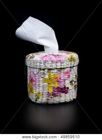 Handicraft Tissue Box