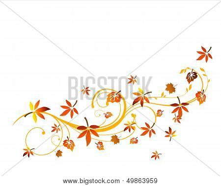 Autumnal design