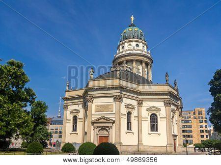Neue Kirche, Also Deutscher Dom In Berlin, Germany