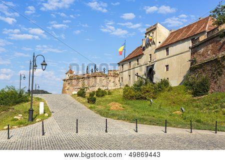 Citadel Of Brasov