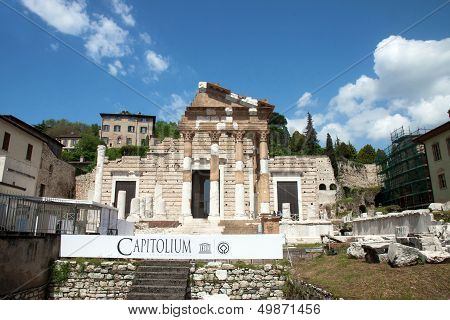 Capitolium, Brescia, Italy