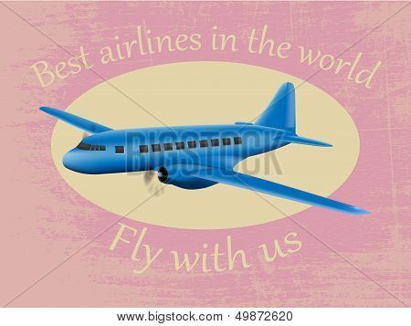 Best Airlines poster