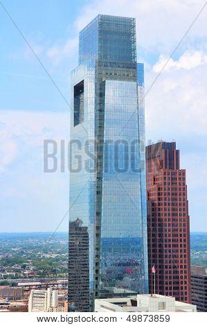 Philadelphia - Comcast Center