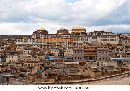 Songzanlin Tibetan Monastery, Shangri-la, China