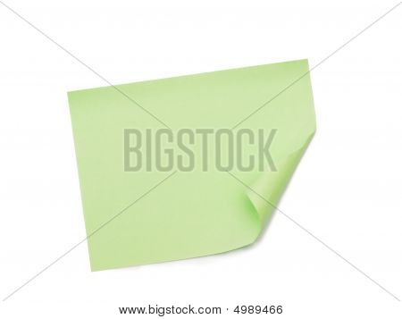 Green Sticker