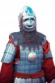 picture of armor suit  - Medieval knight - JPG