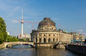 Bode Museum In Berlin - Germany