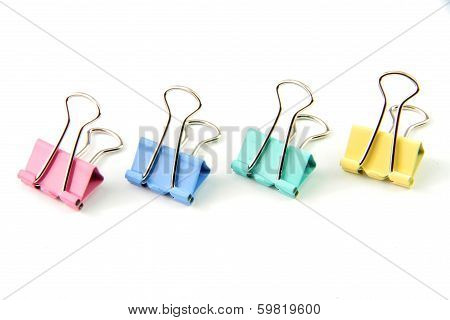 Colorful Clips