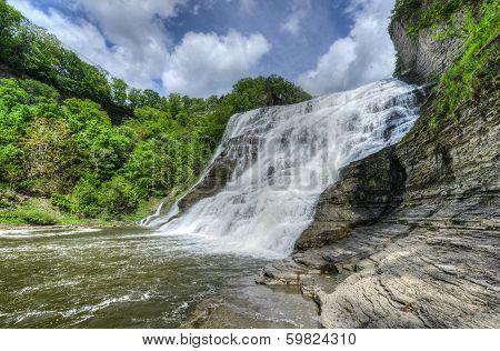 Ithaca Falls, New York