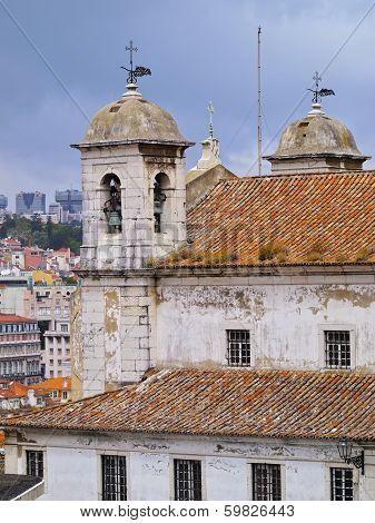 Church In Lisbon