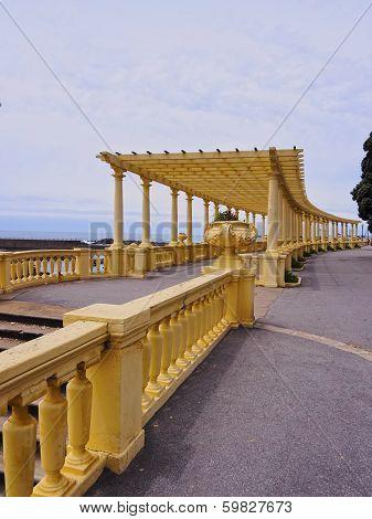 Promenade In Porto
