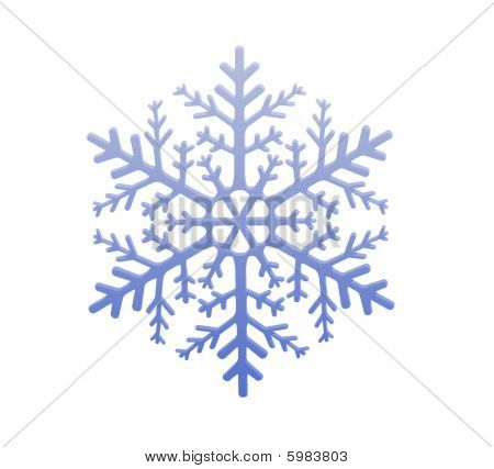 Light Snowflake