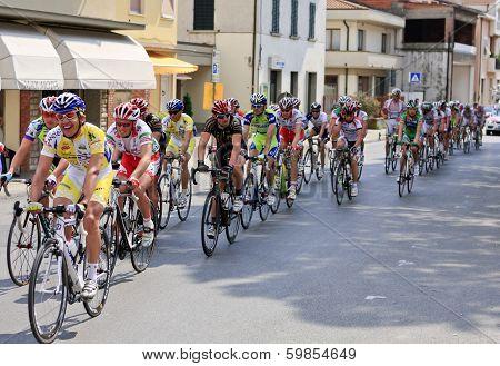 TUSCANY, ITALY - MAY 02 - 2009.