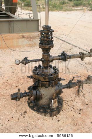 Oil Well Head