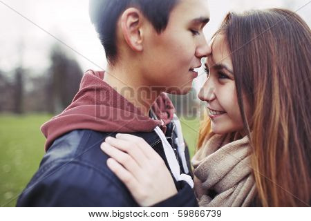 Cute Teenage Love