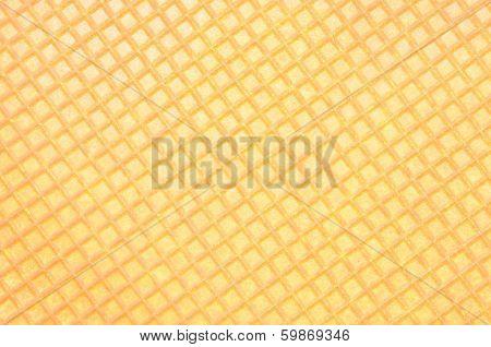 Wafer background texture