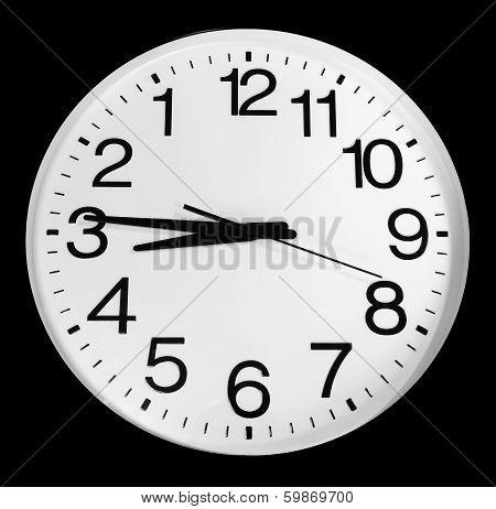 Inverted Clock