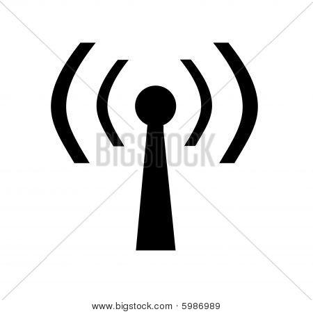 Wireless Hot Spot Sign