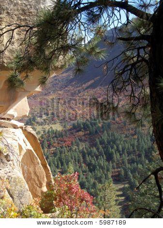 Mountain Fall