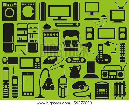 Icons Appliances