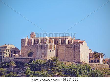 Saint Francis Monastery In Mahon On Minorca