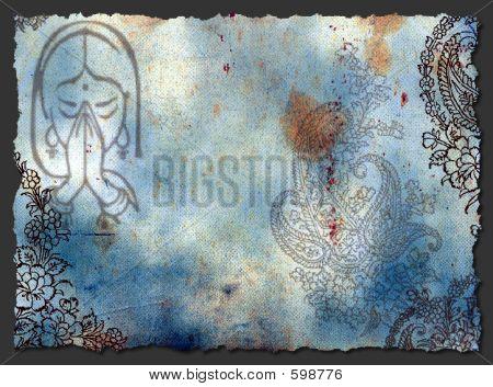 East Indian Design 4