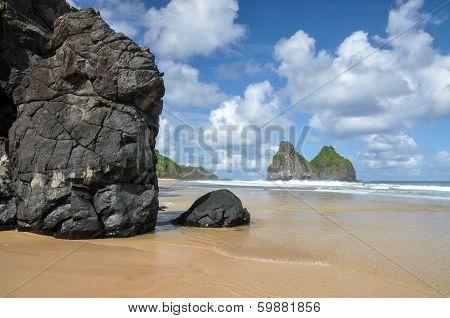 Cacimba Do Padre Beach, Fernando De Noronha (brazil)