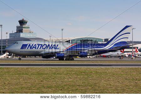 B747 National
