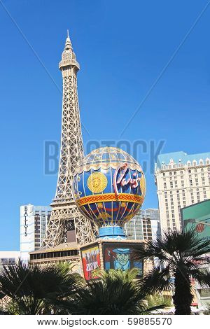Paris Hotel In Las Vegas