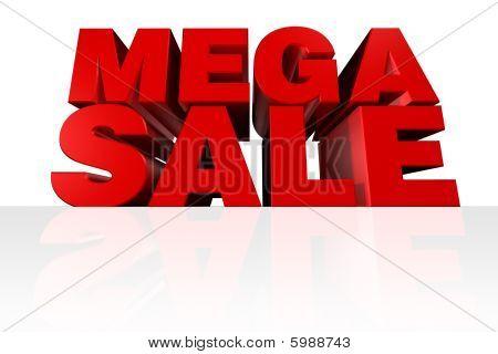 Mega Sale Headline