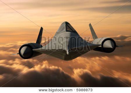 Sr-71 Black Bird