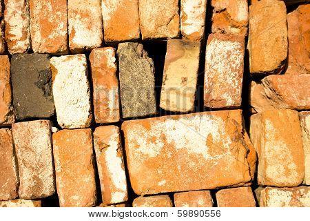 Brick Laid On Edge