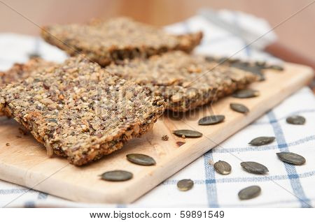 Whole Grain Crispbread