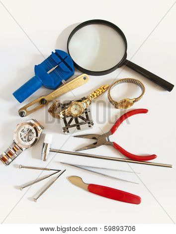 Watch Repair Supplies