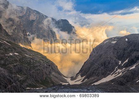 Dolomite Alps, Italy
