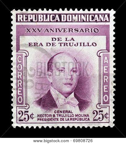 Dominican Republic stamp 1955