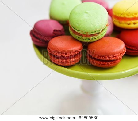 French Homemade Macaroons