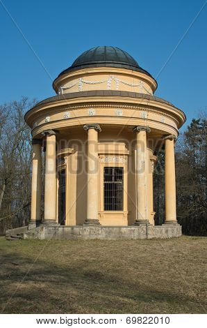 Classicist Pavilion - The Great Temple