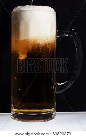 Pils Beer In Tankard III