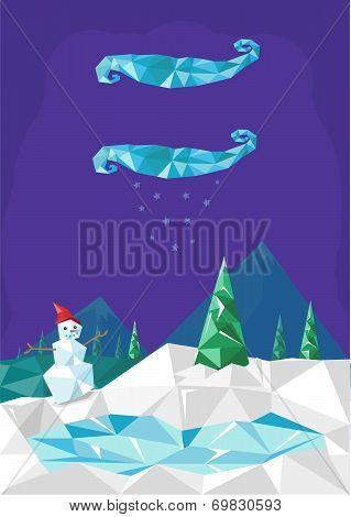 Cute Christmas Concept Diamond Style
