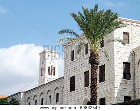 Nazareth The Terra Sancta School 2010