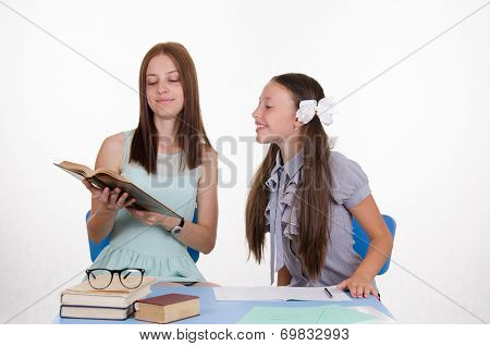The Teacher and The Student