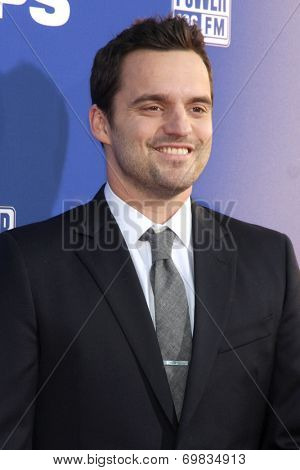 LOS ANGELES - AUG 7:  Jake Johnson at the