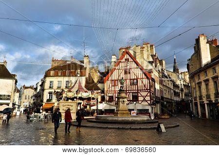 Dijon Old Town, France