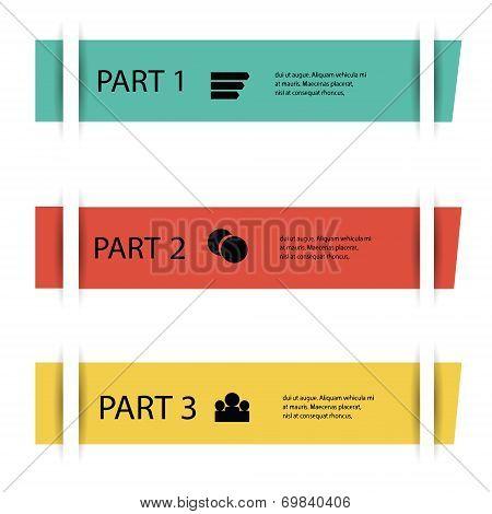 Info Graphic Element