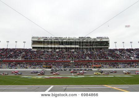 NASCAR: 11 de fevereiro Gatorade Duel 2