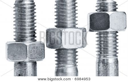 Nuts On  Screws