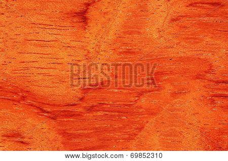 Bubinga Wood Background Texture