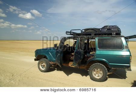 Transportaion In The Desert